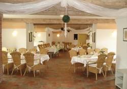 Hochzeitsdekoration Restaurant