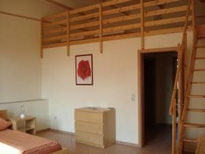 Familienzimmer mit Maisonette-Aufbettung